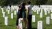 Sept. 10, 2011-Arlington National Cemetery