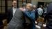 President Obama Hugs Gold Star Mother Michelle DeFord