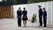 President Barack Obama And First Lady Participate In Wreath Laying
