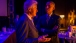 President Obama Talks with Former President Clinton at CGI