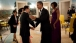 President Barack Obama And First Lady Michelle Obama Say Goodbye