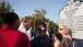 President Obama Greets People in Brodnax, Va.