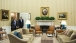 President Obama Greets Prime Minister Nawaz Sharif