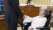 President Obama Greets 107-year-old Alyce Dixon