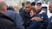 President Obama Comforts Donna Vanzant