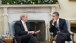 President Obama and Prime Minister Rudd in the Oval