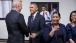 """President Obama Greets """"Hidden Figures"""" Cast"""