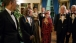 President Obama and the First Lady talk with the 2012 Kennedy Center Honorees