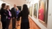 Vice President Joe Biden, Dr. Jill Biden, and granddaughters Naomi and Maisy Biden tour the Botero Museum