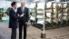 Vice President Joe Biden tours Flores De Serrezuela flower farm