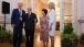 Vice President Joe Biden stands with Singaporean President Tony Tan