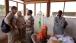 Dr. Jill Biden and former Sen. Bill Frist tour a Clinic at the Dagahaley Refugee Camp in Kenya
