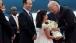 Vice President Joe Biden Receives Flowers