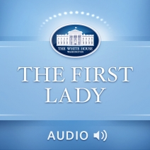Keep up with First Lady Michelle Obama's activities and initiatives.
