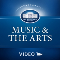 """Remarkable performances by great talent are a long-standing tradition at the White House. Now you can enjoy these special events from """"The People's House"""" right at home."""