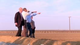 President Obama Responds to the California Drought
