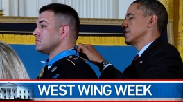 West Wing Week:  7/14/11 or