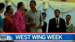 West Wing Week: 11/22/12 or