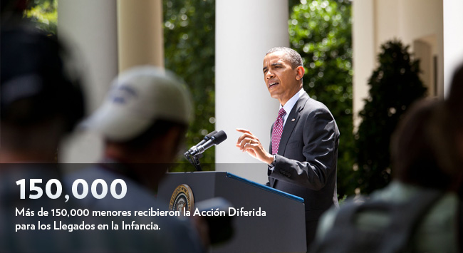 150,000 youth granted deferred action