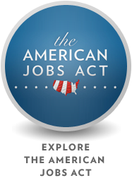 Explore the American Jobs Act