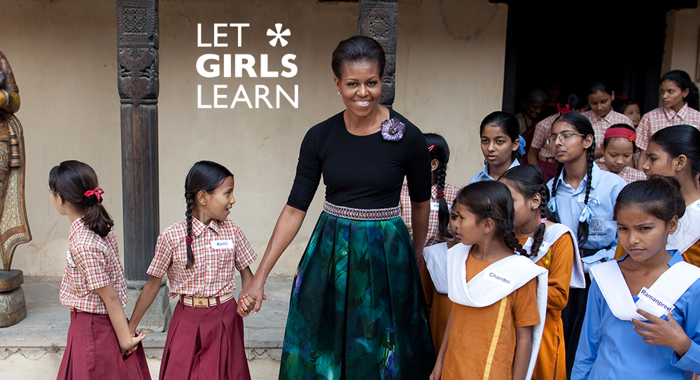 5 Things to Know About Michelle Obama's Let Girls Learn ...