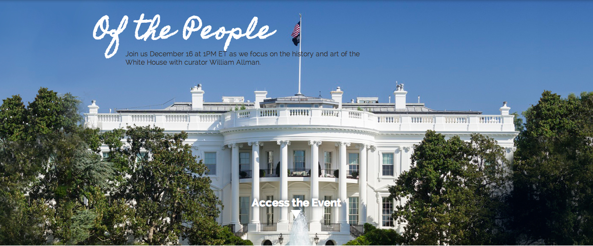 People Live From The White House