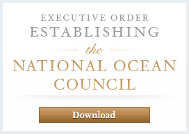 Executive Order Establishing National Ocean Council