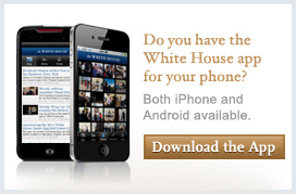 Do you have the White House app for your phone? Both iPhone and Android available. Download here.