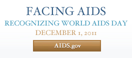 Recognizing World AIDS Day