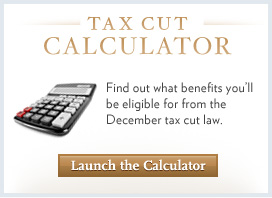 Find out what benefits you'll be eligible for from the December tax cut law.