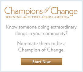 Nominate a Champion of Change
