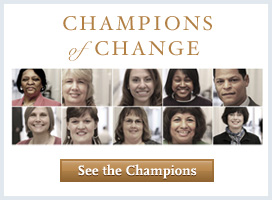 See the Champions of Change