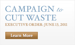 Campaign to Cut Waste
