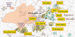 Unclassified assessment of the Syrian government's use of chemical weapons