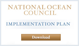 National Ocean Council Implementation Plan