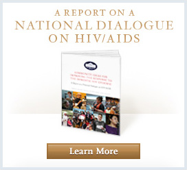 National Dialogue on HIV/AIDS Report