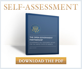 Government Self-Assessment Report for the United States of America