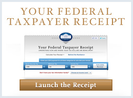 Your Federal Tax Receipt