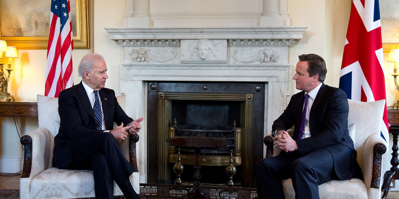 VP Biden in Europe