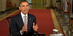 President Obama speaks on Afghanistan drawdown