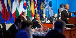 President Obama at the G20 Conference