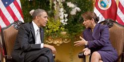 President Obama in Latin America