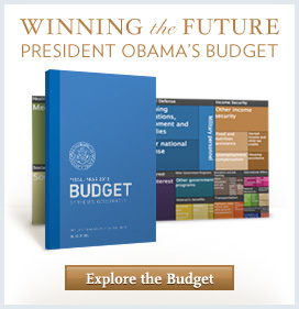 Winning the Future - President Obama's Budget