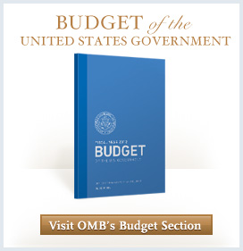 OMB Budget Section