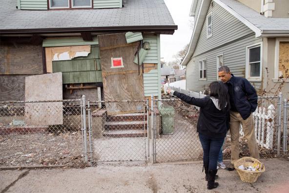 Image result for hurricane sandy obama