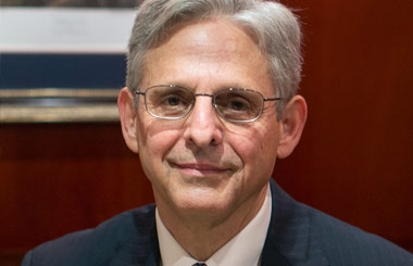 The Honorable Merrick B. Garland