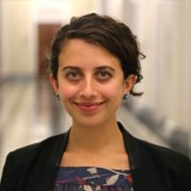 Rachel Kopilow Portrait