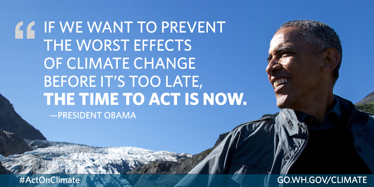 speech on impact of climate change