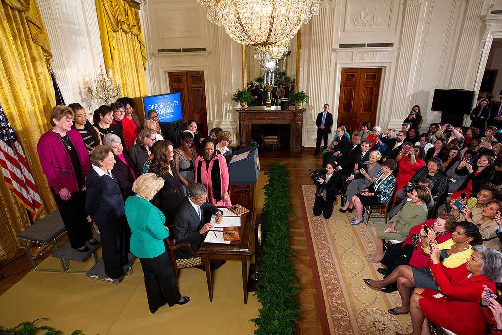 Equal Pay Executive Orders