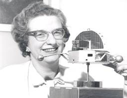 "Nancy Roman, ""The Mother of Hubble"""